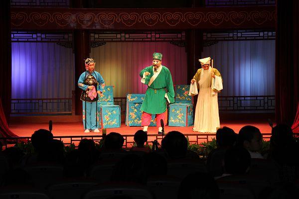 东营:东营市吕剧团举办北京地方戏曲演出季山东吕剧专场演出
