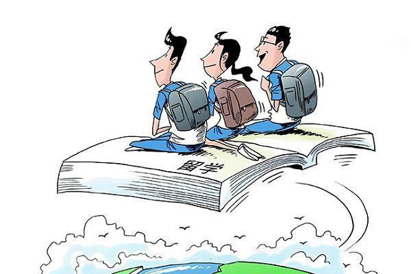 留学生手绘漫画走红网络