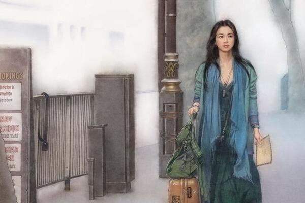 《北西2》手绘漫画曝光 神还原汤唯吴秀波