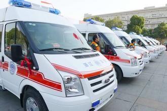 救命急救车的巨大空缺谁来补?