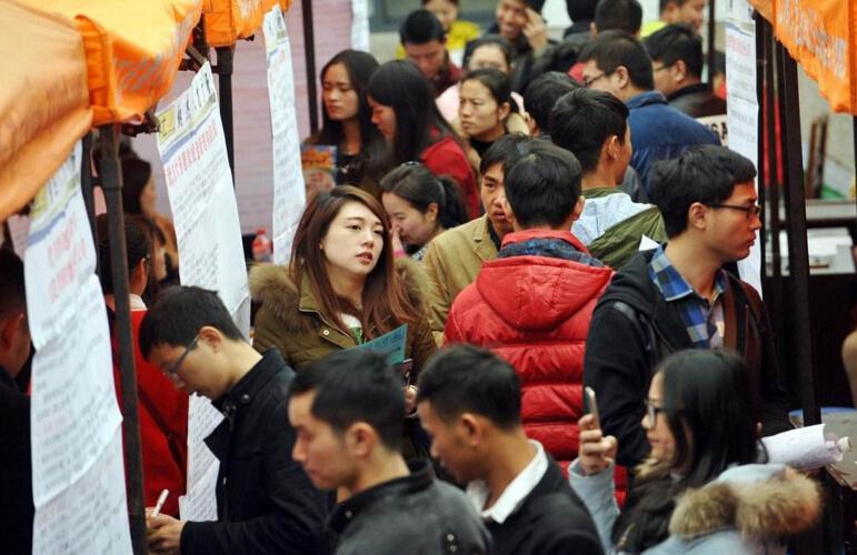 山东高校毕业生就业形势稳定 研究生月薪四千六