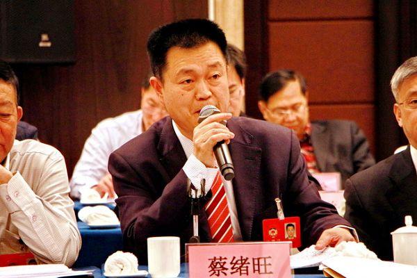 政协委员蔡绪旺呼吁普及健康教育
