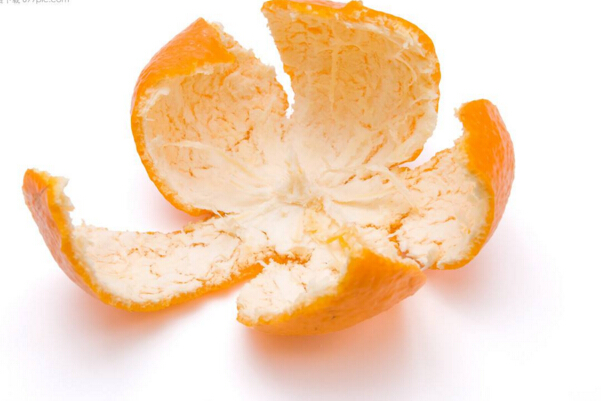 橘子皮有九大健康功效