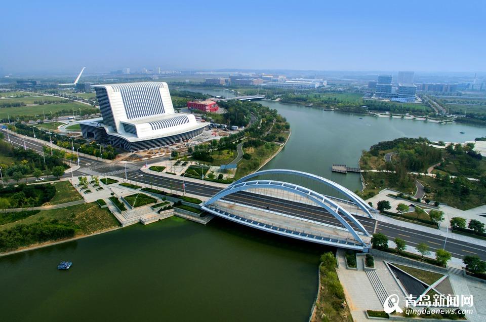 超500亿项目落户高新区 大企业为啥钟爱红岛