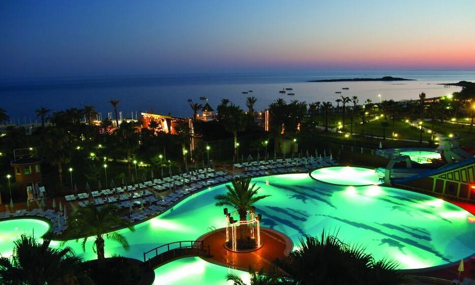 美媒盘点全球梦幻酒店 完美旅行由此开启