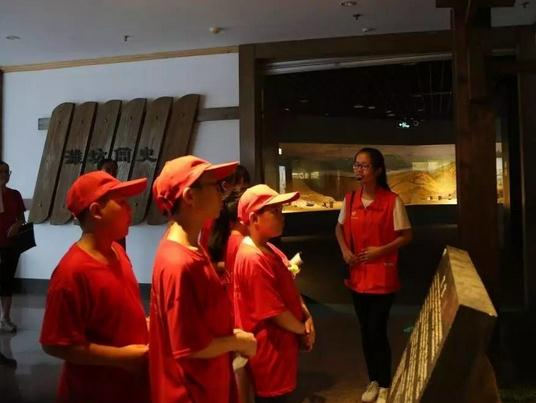 潍博志愿者举办暑期特别公益活动