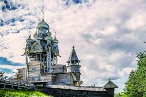领略伏尔加河风情