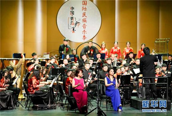 National music festival elates Qingdao