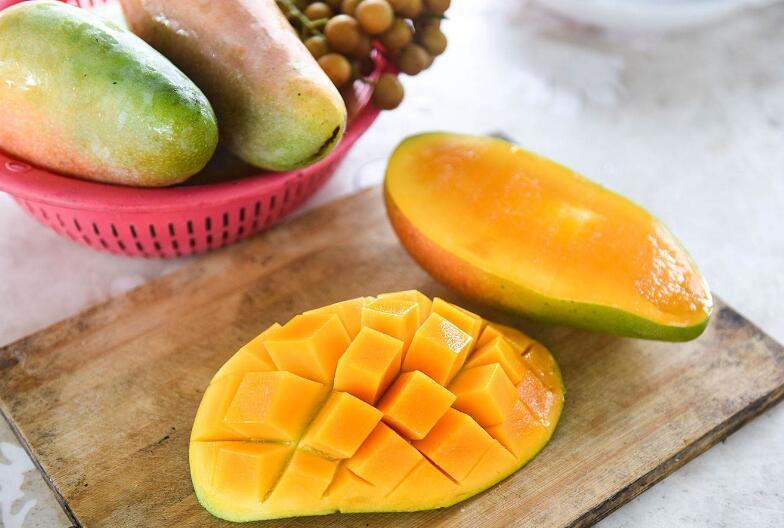 吃芒果过敏容易诱发一般性皮炎