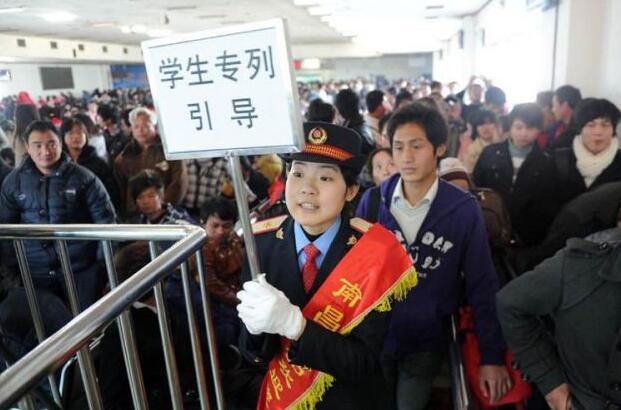 """暖心!19日济南客运段将迎来2018首趟""""学生专列"""""""