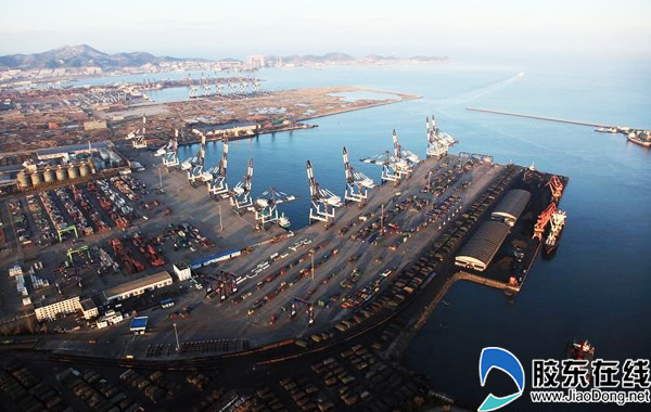 Yantai''s foreign trade volume ranks 2nd in Shandong