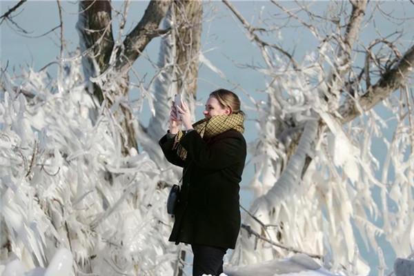"""""""冰冻""""芝加哥"""