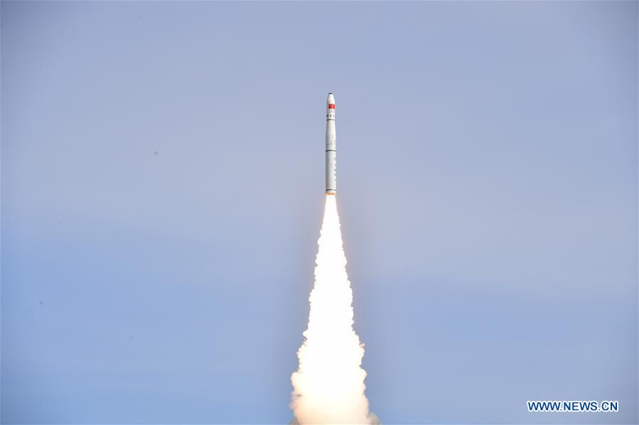 #CHINA-JIUQUAN-SATELLITE-LAUNCH (CN*)
