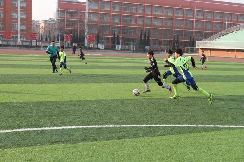 2018滨州国际青少年足球邀请赛闭幕