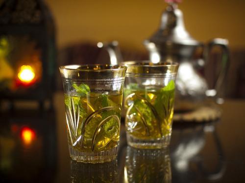 新年口气清新 用这六款茶饮