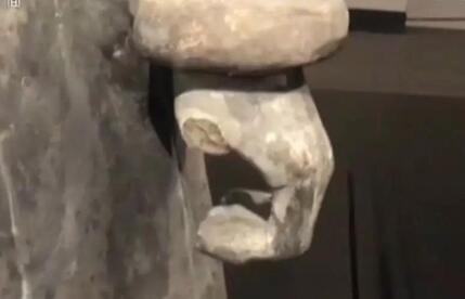 兵马俑在美展出拇指被盗 事发时博物馆在办派对