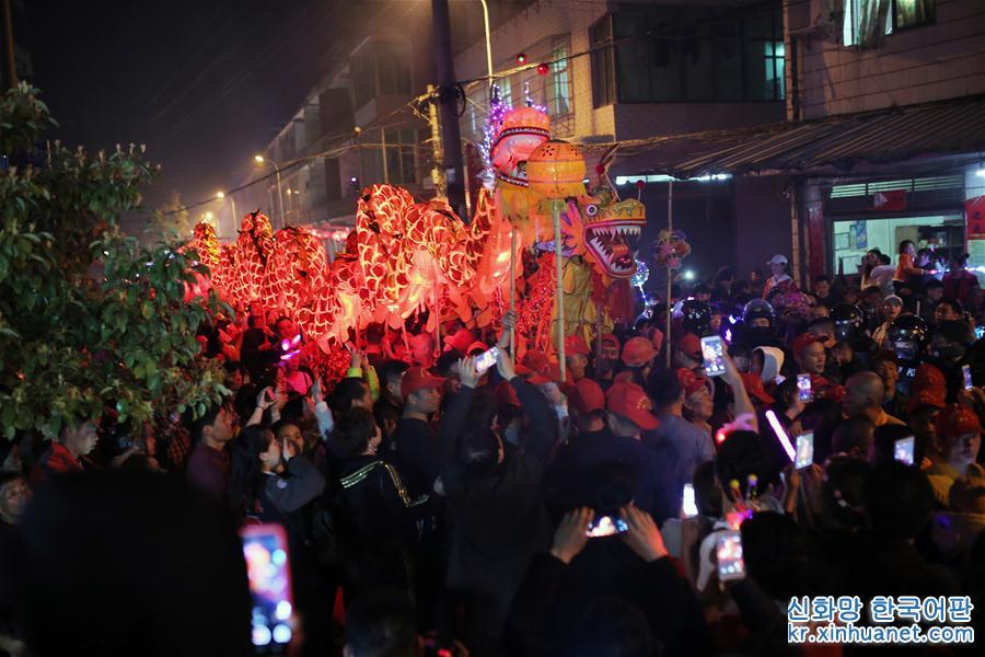 #(新华视界)(3)火灯节 祈丰年