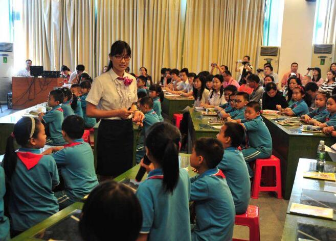 孔子故里山东曲阜将建设中国首座教师博物馆
