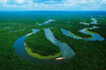世界最长河流没有一座桥