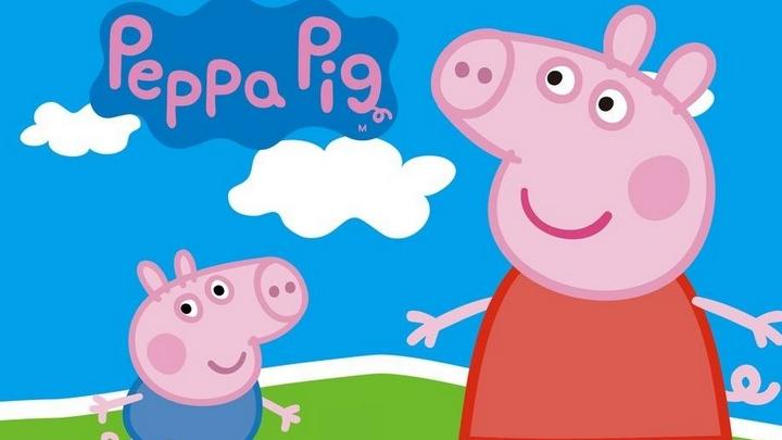 小猪佩奇讲述英国中产理念