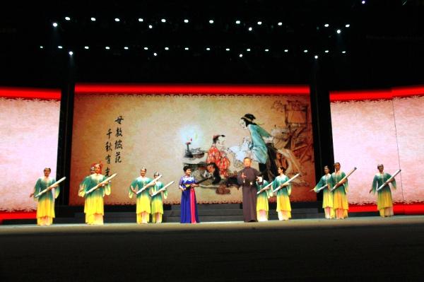 2018邹城母亲文化节开幕式隆重举行