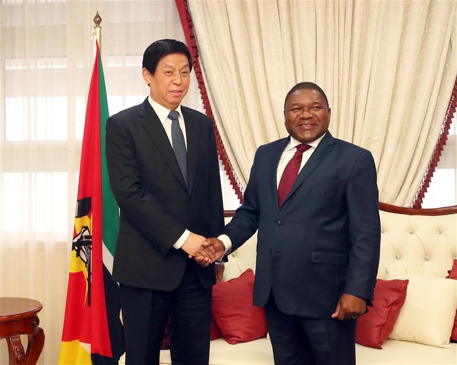 MOZAMBIQUE-CHINA-LI ZHANSHU-VISIT