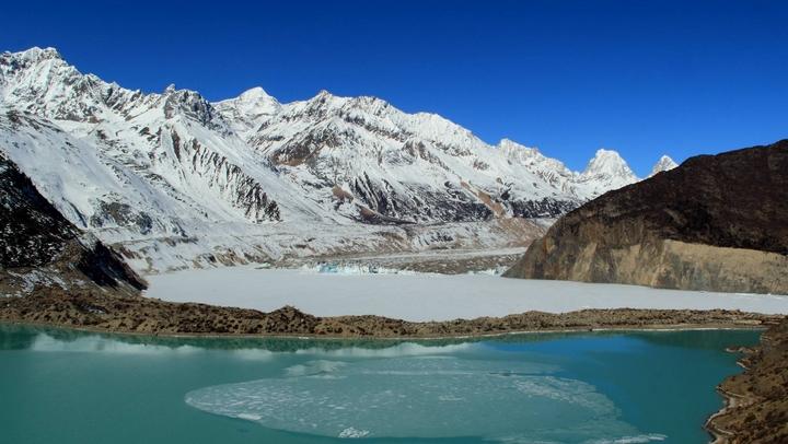 西藏普若岗日冰川6月起暂停接待游客