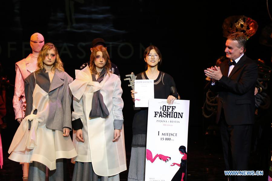 POLAND-KIELCE-FASHION CONTEST