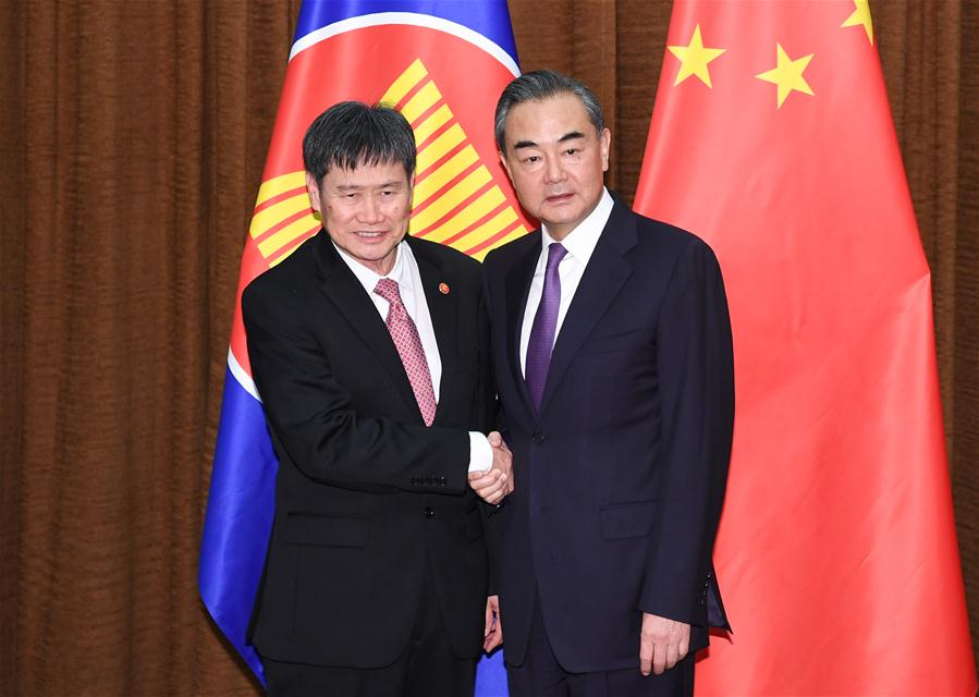CHINA-BEIJING-WANG YI-ASEAN-MEETING (CN)
