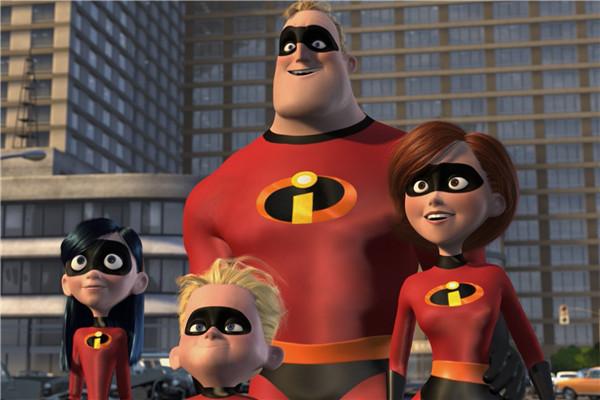 北美票房:《超人总动员2》重振江湖