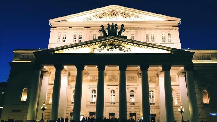 世界杯景点巡礼:莫斯科大剧院