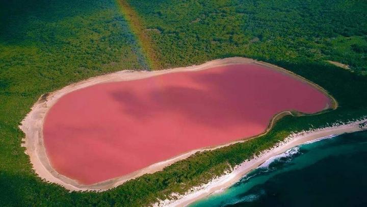 天空之境、粉红湖 中国人最爱哪些澳网红景点