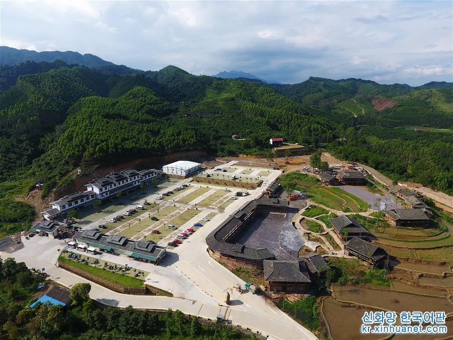 (经济)(1)广西融水:生态旅游助脱贫