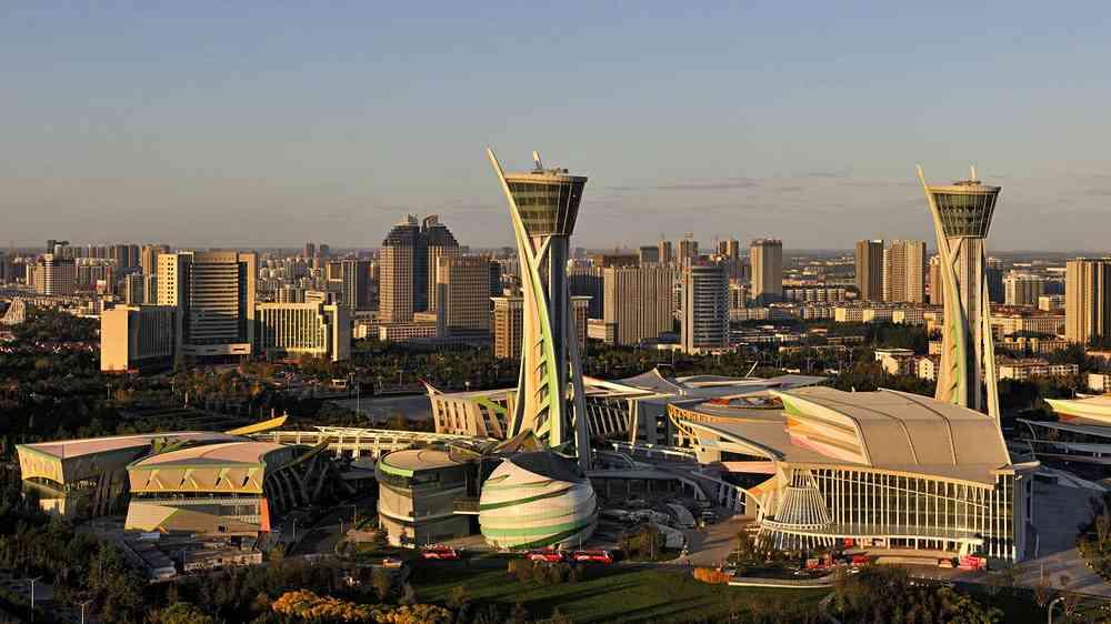 临沂市高新区2020年GDP_江海产业园获批 省产业园在江门三区四市全覆盖