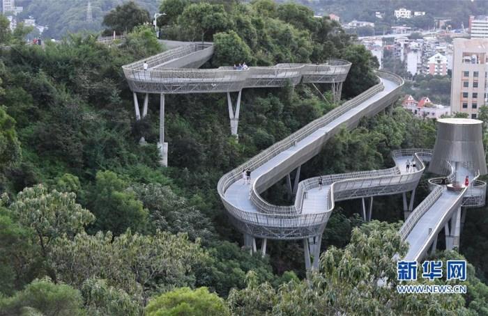중국 '국가삼림도시' 300개 만든다