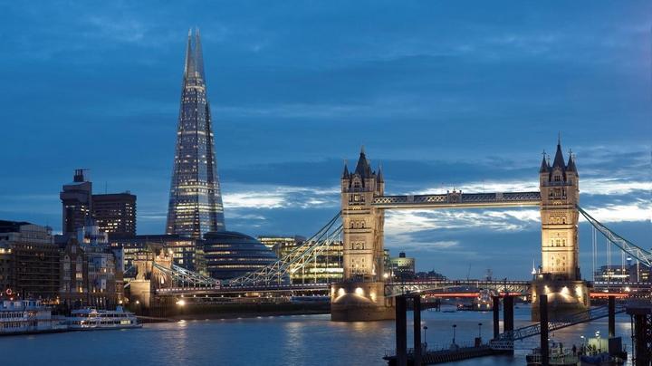 购物美食可以兼得:5处不能错过的伦敦地标