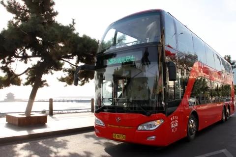 首个中国医师节 交运观光巴士邀您免费乘车