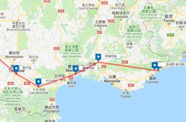 别老去巴黎了 也把南法小城加入你旅行的目的地吧