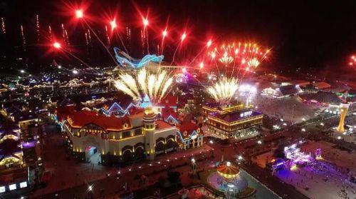 第28届青岛国际啤酒节闭幕 38天620万人醉享西海岸