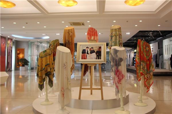 邱亚夫谈如意国际化战略 让中国时尚引领全球