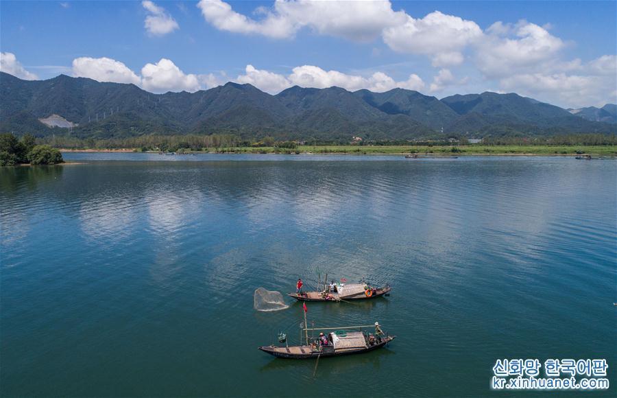 강남 고촌서 민물어류 풍어제 열려