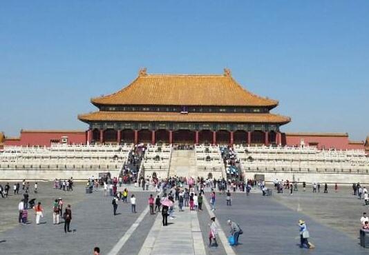 故宫将继续扩大开放 延禧宫筹建外国文物