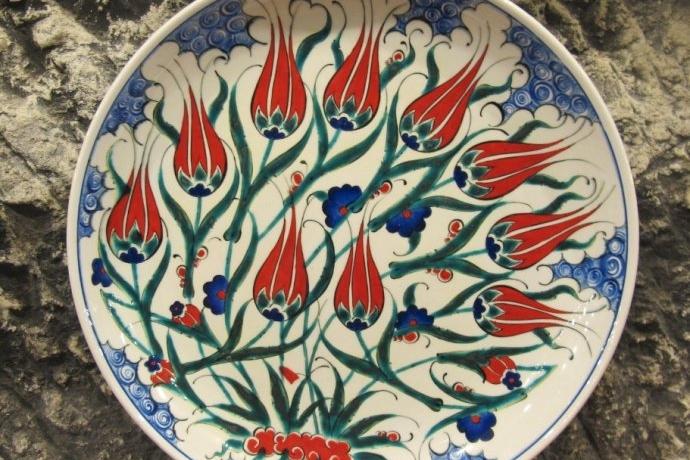国内外の芸術品が山東文博会に出展