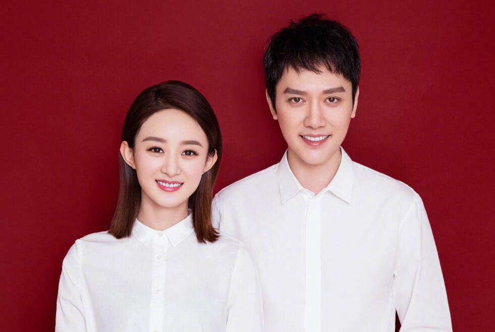 恭喜!赵丽颖与冯绍峰结婚 晒结婚照公布喜讯