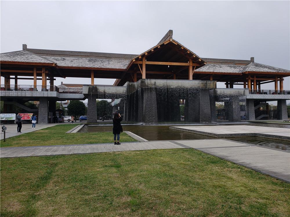 山里江南休闲度假文化景区 屯堡文化的再生与延续