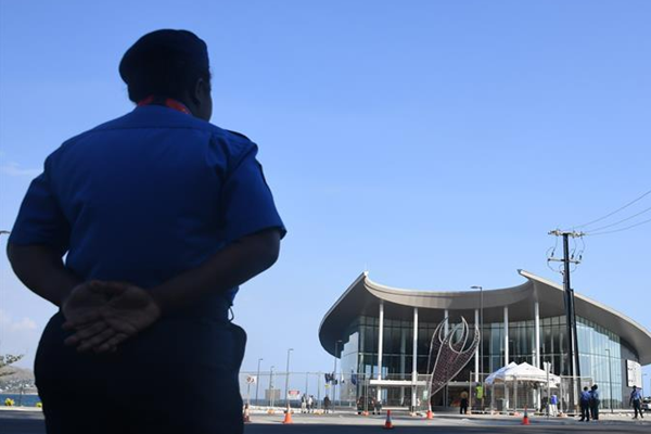 巴新加强安保 迎接APEC峰会
