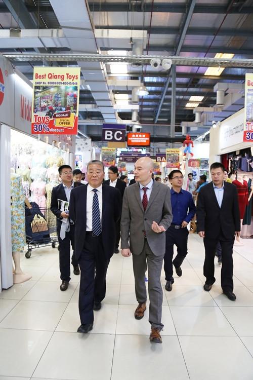 聊城市市政协主席张旋宇率团访问摩洛哥、阿联酋
