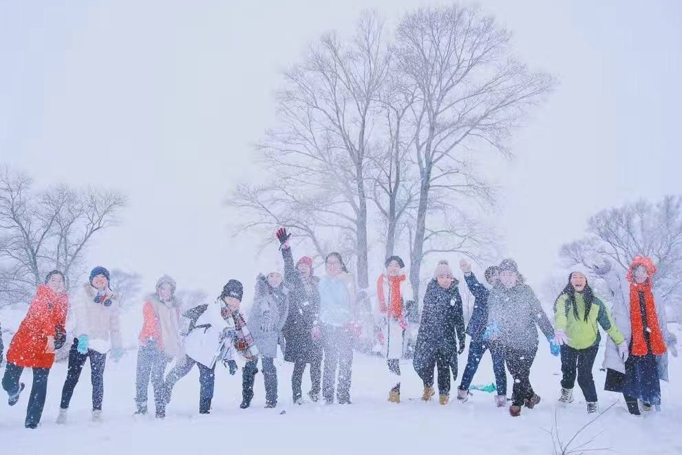 避暑玩雪两相宜 东北三省靠深度体验圈粉年轻游客