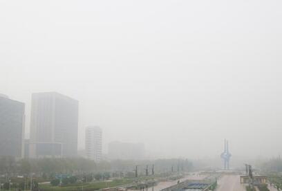 济南:遇重污染天气红色预警 中小学、幼儿园可停课