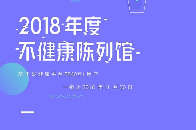 2018年度不健康陈列馆